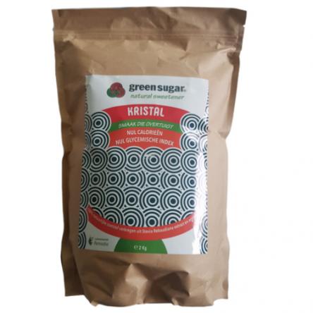 Green Sugar kristal 2 kg
