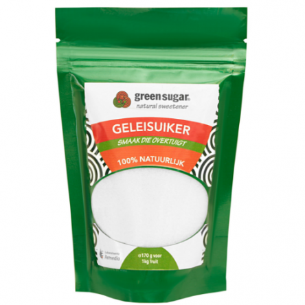 Green Sugar geleisuiker 170 g