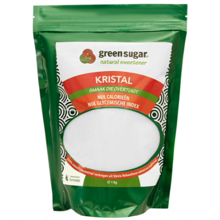 Green Sugar kristal 1 kg