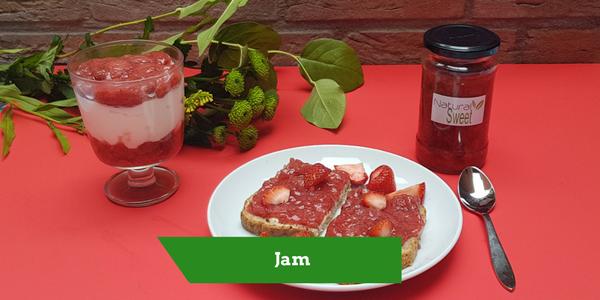 Green Sugar recepten jam