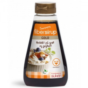 Sukrin fiber sirup gold