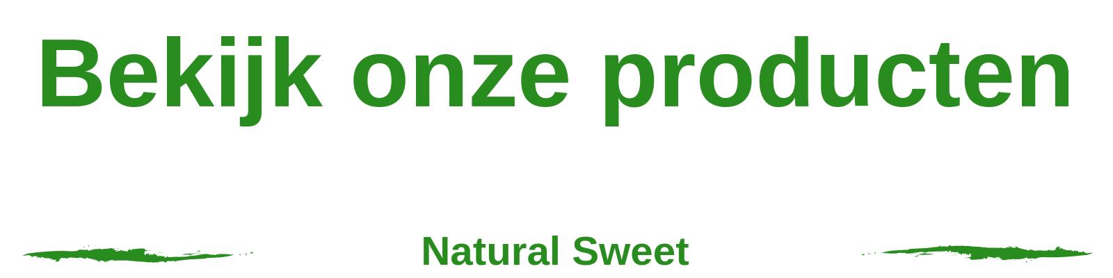 Stevia plant - De 7 voordelen voor uw gezondheid.