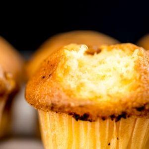 Appel muffins uit de oven